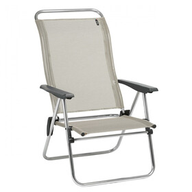 Lafuma Mobilier Alu Low Camping Chair Batyline, seigle